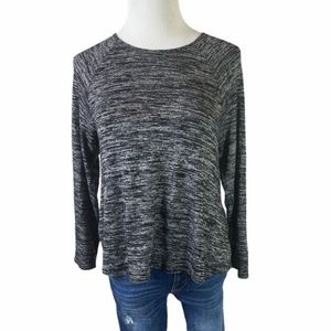 Wilfred Free Gray Brauw Top